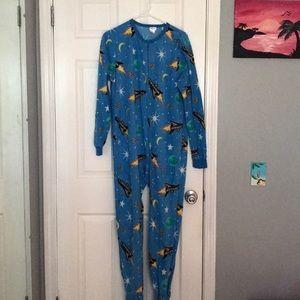 Other - Boys XL footy pajamas
